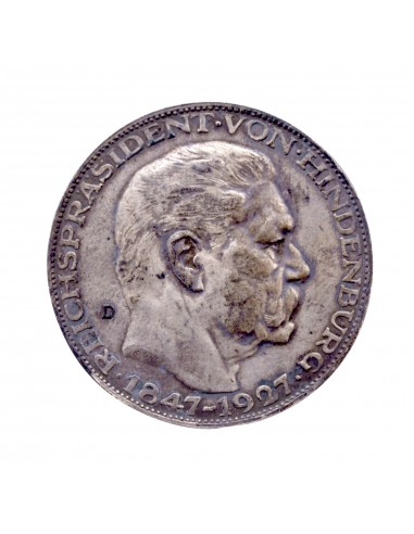 Paul von Hindenburg - 80°...
