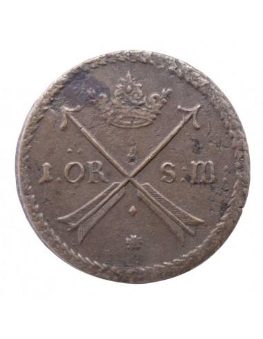 Carlo XI - 1 Öre (1660-1697)