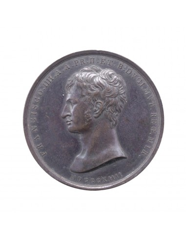 Francesco IV d'Este (1814-1846) -...