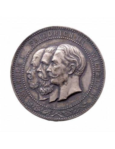 Prussia - Medaglia 1888