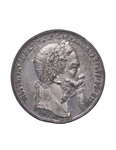 Vittorio Emanuele II - Medaglia 1859