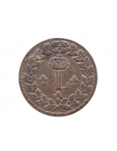 Luigi XVIII (1814-1824) - Decime 1815