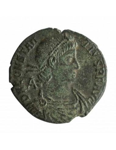 Costanzo II (337 - 361 d.C.) Ae 2