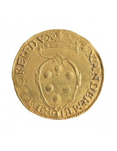 Alessandro de' Medici - Scudo d'oro...