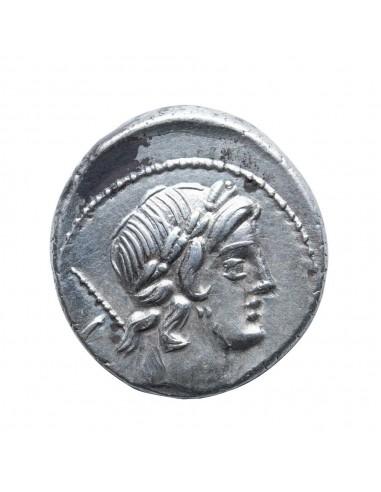 Crepusia - Denario (82 A.C.)