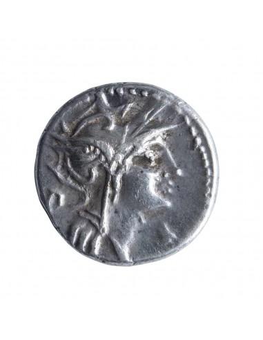Junia - Denario (91 a.C.)