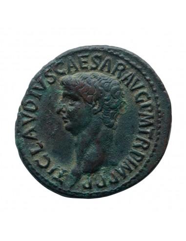Claudio - Asse (50-54 d.C.)