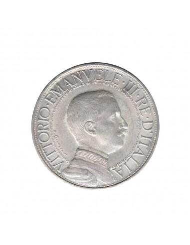 Vittorio Emanuele III - 2 Lire 1910