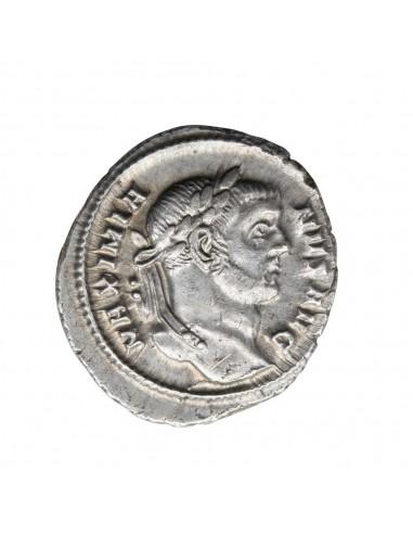 Massimiano Ercole - Argenteo (286-310)