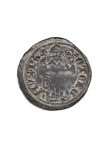 Ottobono (1302-1315) Denaro con...