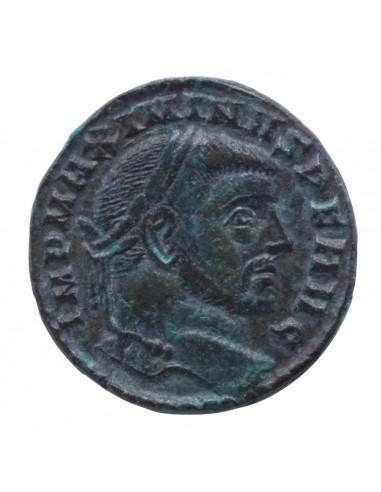 Massimino II Augusto - Follis (309-13...