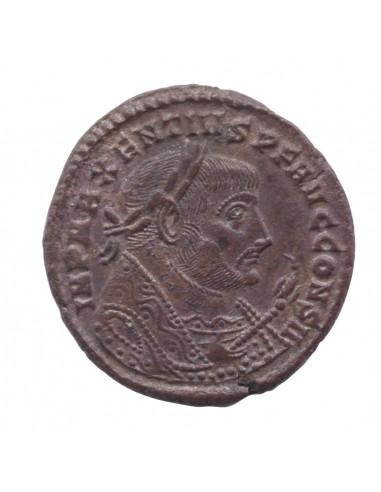 Massenzio - Follis (309 d.C.) Aquileia