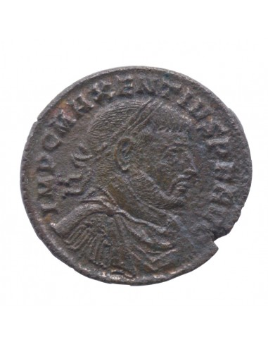Massenzio - Follis (309-10 d.C.)...