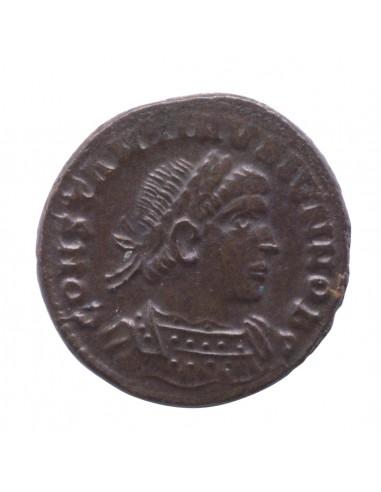 Costantino II Cesare - Follis (335-6...
