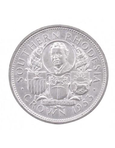 Rhodesia del Sud - Crown 1953