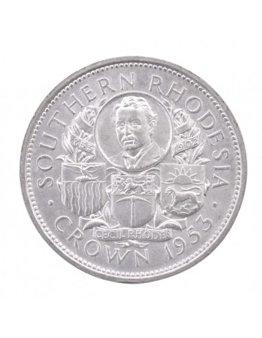 South Rodhesia - Crown 1953 - 100th...