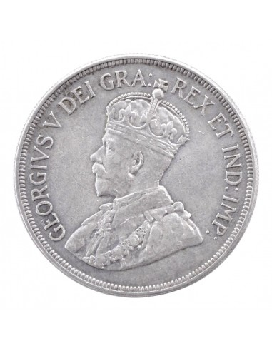 Cyprus - George V - 45 Piastres 1928