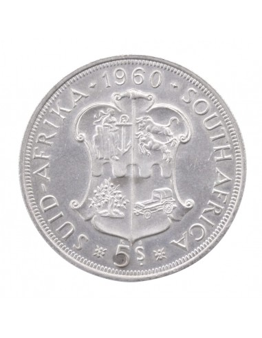 South Africa - 5 Shillings 1960
