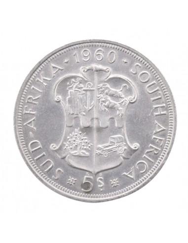 Sudafrica - 5 Shillings 1960