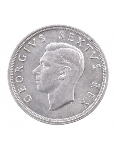 South Africa - 5 Shillings 1948
