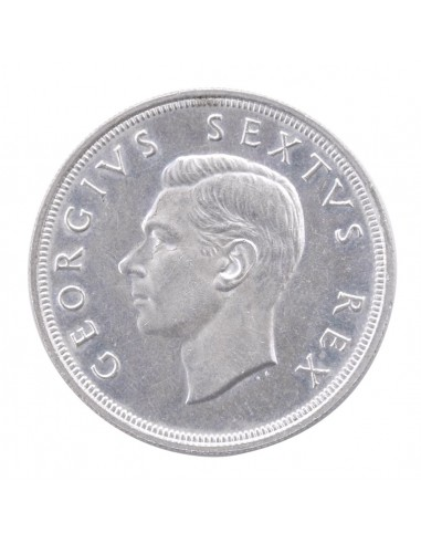 South Africa - 5 Shillings 1952