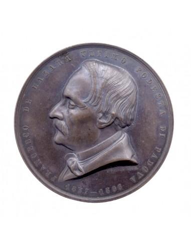 Stiore - Medaglia a Francesco de Lazara